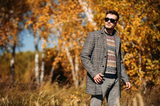 autumn men fashion
