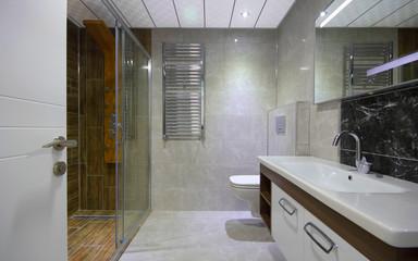 Modern Bathroom Interior