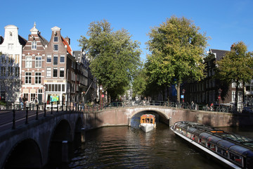 canal cruises amsterdam