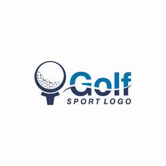 Club Golf or Sport Logo Design Concept