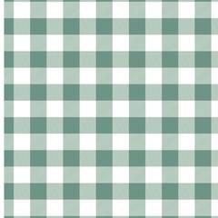 Tartan pattern. Green Scottish cage. Scottish checkered background. Traditional Scottish ornament. Scottish plaid in green colors. Fabric texture