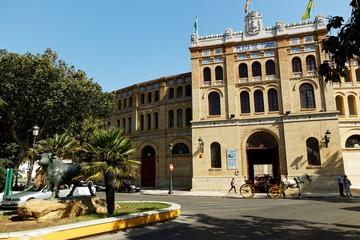 Stierkampfarena Real Plaza de Toros de El Puerto de Santa María