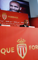 AS Monaco - Thierry Henry Press Conference