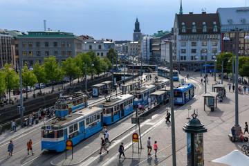 Göteborg Fototapete