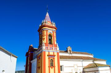 Iglesia de San Sebastian, Cañete la Real, Andalusia, Spain