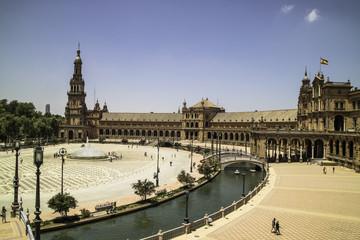 Plaza de ESpanha e Alcazar