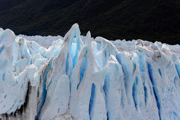 Printed kitchen splashbacks Glaciers Perito Moreno glacier in Los Glaciares National Park, Argentina