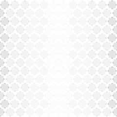 Vector illustration of abstract geometric white background