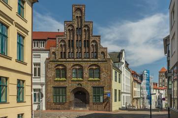 Standesamt Rostock im Kerkhoffhaus