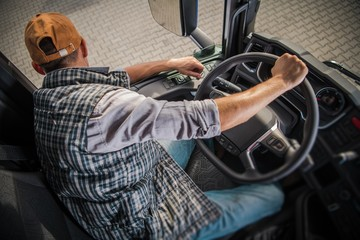 Learning Truck Driving CDL