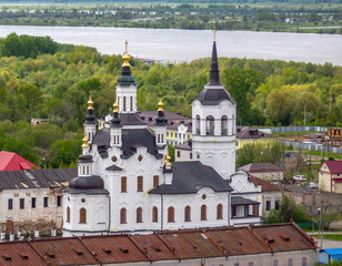 Church of Zechariah and Elizabeth, Tobolsk, Tyumen region, Russia