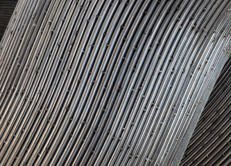 Metallstrukturen