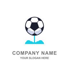 Sport Team Football Soccer Logo Vector