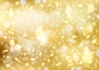 Abstract shiny holiday vector background