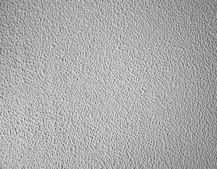 Gray cement plaster wall