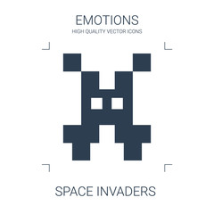 space invaders icon