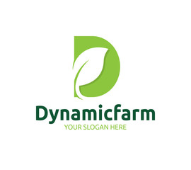 Dynamic Farm Logo