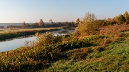 Barwy jesieni na Podlasiu