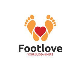 Foot Love Logo