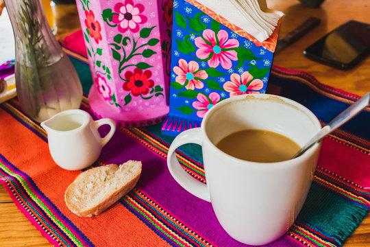 Mexico coffee shop