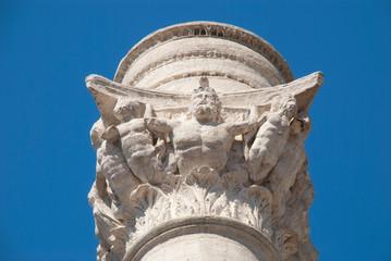 Fotomurales - Colonne terminali della via Appia