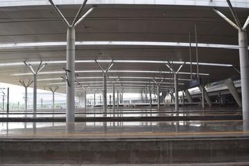 Platform of China Railway High-speed,