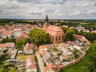 Stadtkirche St. Maria und St. Nikolaus in Sternberg