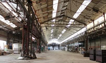 La fin d'une usine