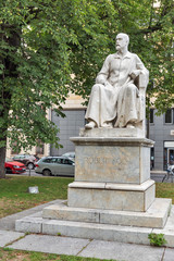Photo sur Aluminium Commemoratif Robert Koch monument in Berlin, Germany.
