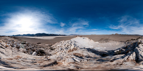 Tule Valley Hardpan, Millard County, Utah, United States