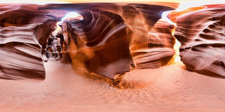 Upper Antelope Canyon, Page, Arizona, United States