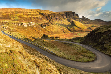 Qlimb to the Quiraing