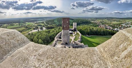 Polski Zamek Królewski w Chęcinach - Chęciny