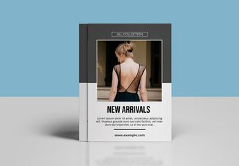 Fashion Postcard Layout