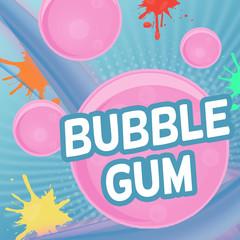 Bubble gum poster design