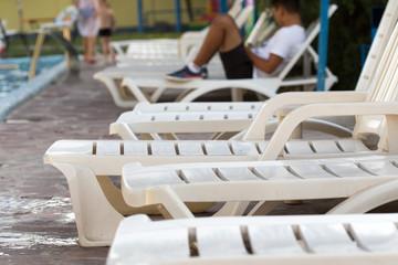 Zone leisure pool
