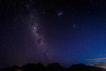 Milky Way over Freycinet