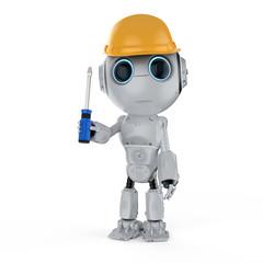 mini engineer robot