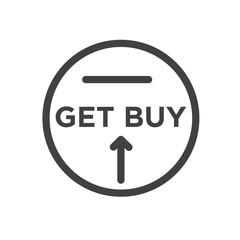Buy vector icon