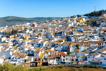 Villanueva del Rosario, Andalusia, Spain