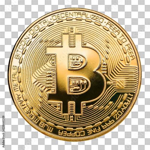 Physical bit coin  Digital currency  Cryptocurrency  Golden