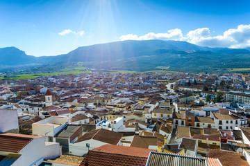 Villanueva del Trabuco, Andalusia, Spain
