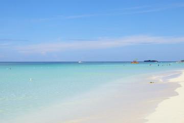 Negril Beach, Jamaica, 7 miles beach