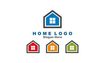 set home logo