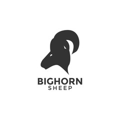 Sheep logo icon design illustration template vector