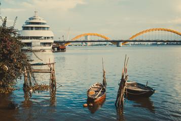 Han river, Da Nang, Viet Nam