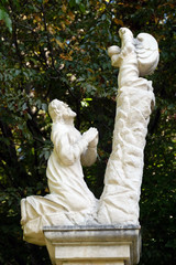 The Agony in the Garden of Gethsemane, Mary's Way in Klenovnik, Croatia