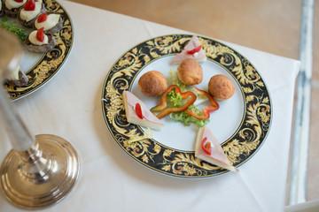 Buffet, torte e decorazioni per cerimonie