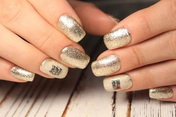 Sexual nail design