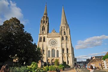 Chartres, la cattedrale di Notre Dame - Francia